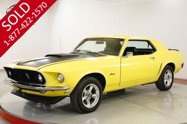 1969 FORD MUSTANG 302 V8 CLEAN DRIVER AUTO UPGRADED MUST SEE
