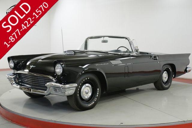 1957 FORD THUNDERBIRD 312 MOTOR, 3 SPEED