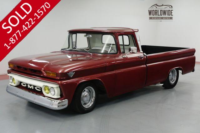 1962 GMC  1500 RESTORED. NEW PAINT. CUSTOM STREET ROD.