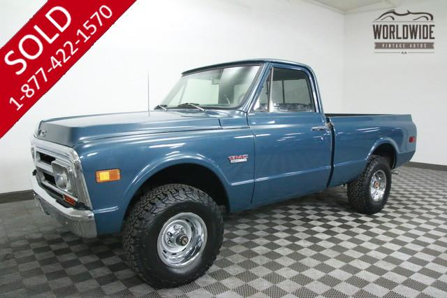1971 GMC K15 for Sale
