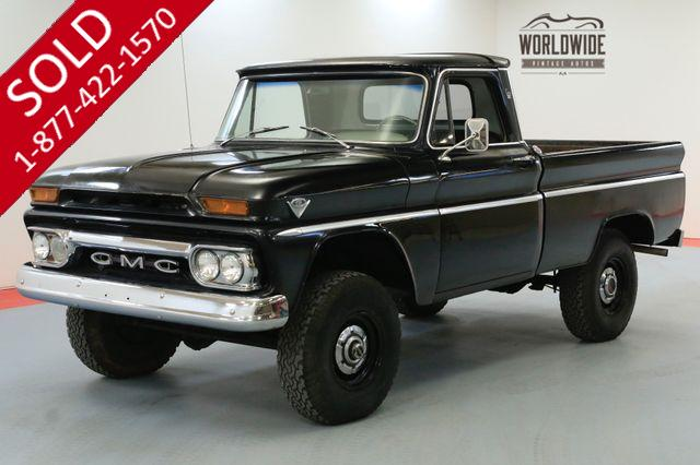1964 GMC K15 4X4 SHOR BOX RARE V8 ORIGINAL COLLECTOR