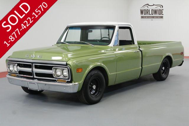 1969 GMC PICKUP V8 AUTOMATIC