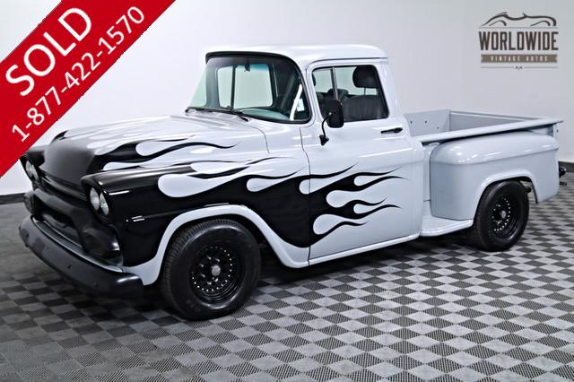 1959 GMC Shortbed Pickup for Sale