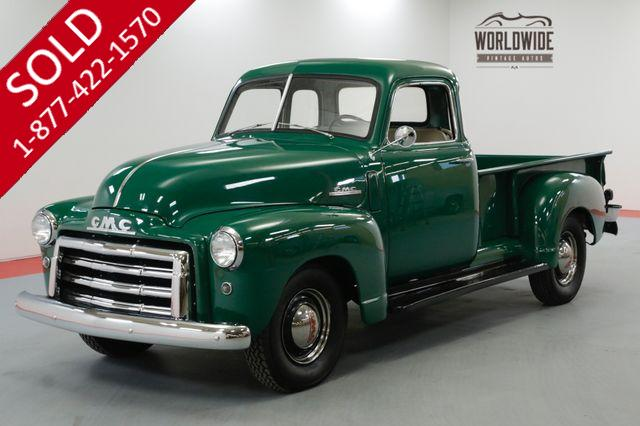 1948 GMC TRUCK 5 WINDOW FRAME OFF RESTORED HIGH DOLLAR