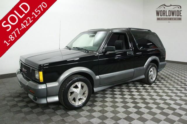 1992 GMC Typhoon for Sale
