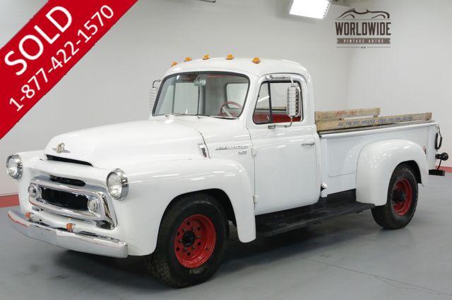 1957 INTERNATIONAL S120 PICKUP RESTORED ORIGINAL CLEAN!