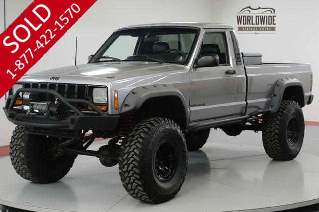 1986 JEEP  COMANCHE FRAME OFF $30K+ CUSTOM BUILD. 5.9L HEMI V8