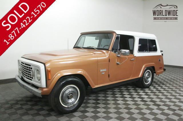 1972 Jeep Commando 4x4 for Sale
