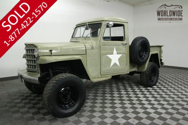 1952 Jeep Pickup for Sale