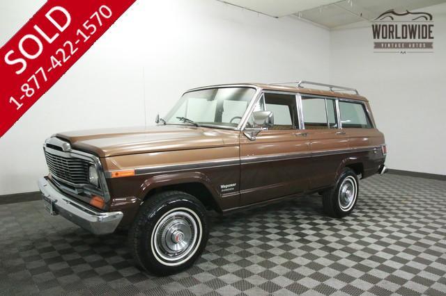 1980 Jeep Wagoneer for Sale