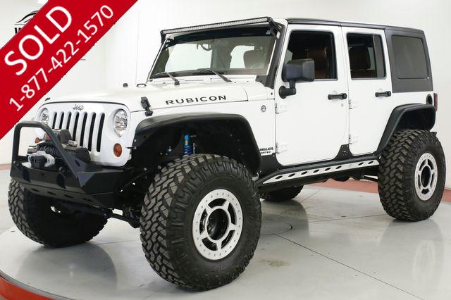 2012 JEEP WRANGLER OFF ROAD READY POISON SPIDER KING SHOCKS