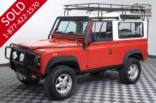 1994 Land Rover Defender for Sale