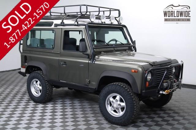 1997 Land Rover Defender LE D90 for Sale