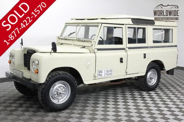 1975 Land Rover Defender for Sale