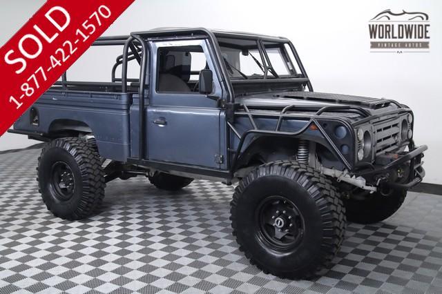 1984 Land Rover Defender 110 Turbo Diesel for Sale