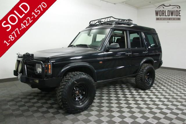 2004 Land Rover Discovery for Sale