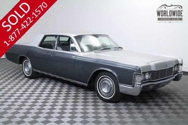 1968 Lincoln Continental for Sale