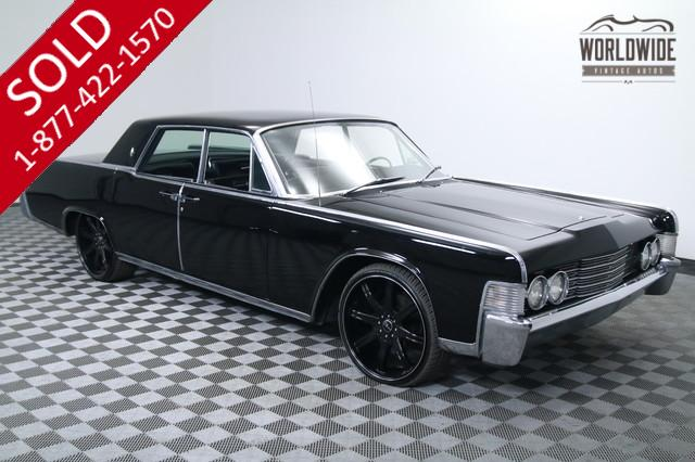 1965 Lincoln Continental Custom for Sale