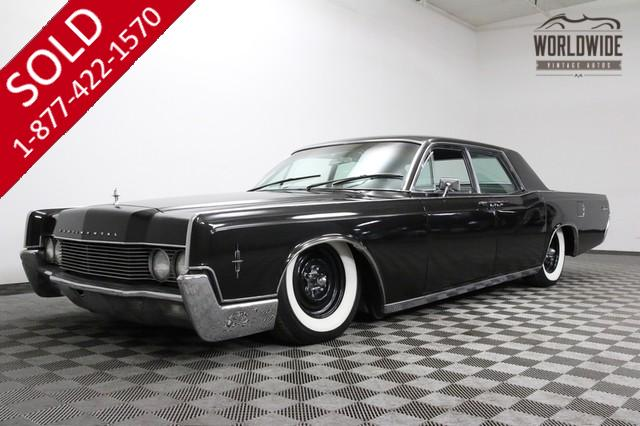 1966 Lincoln Continental for Sale