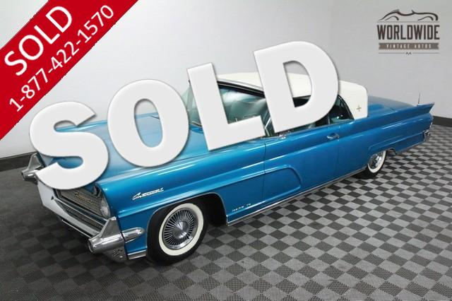1959 Lincoln Continental for Sale