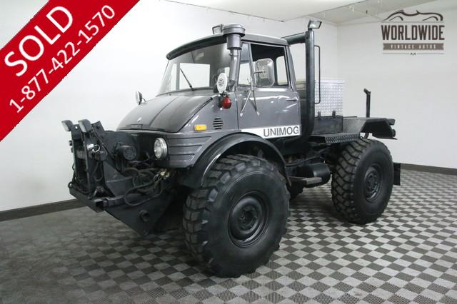 1979 Mercedes Unimog 406 for Sale