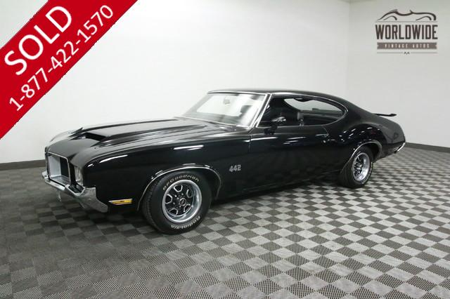 1971 Oldsmobile 442 V8 for Sale