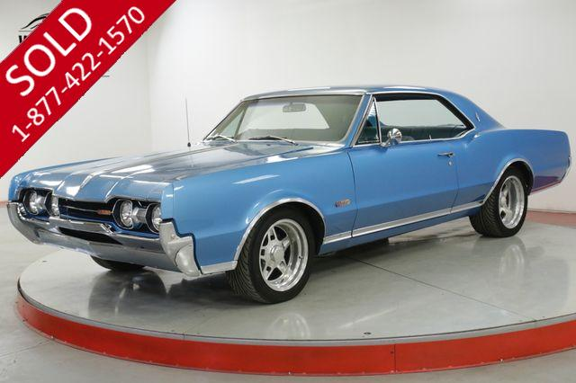 1967 OLDSMOBILE  442 TRIBUTE 442 PS PB FUEL INJECTION 6SPD AUTO