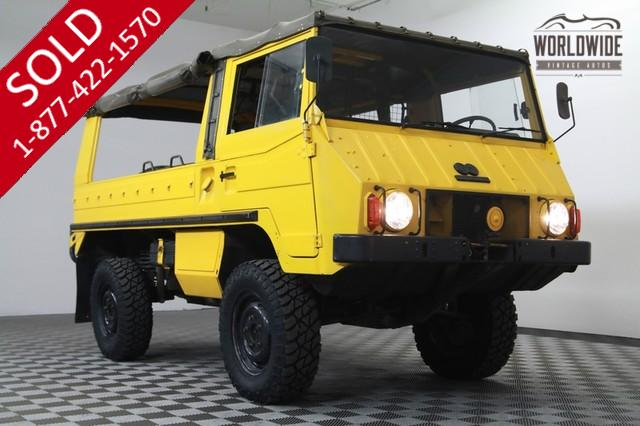 1972 Pinzgauer 710 for Sale