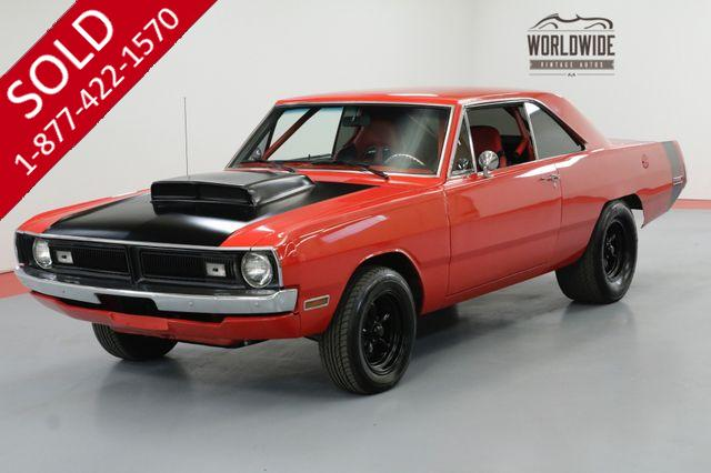 1972 PLYMOUTH SCAMP RESTORED OVER THE TOP BUILD 496V8 727 TRANS