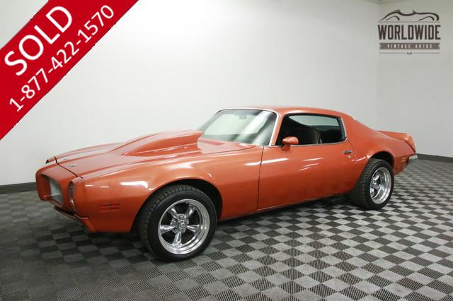 1973 Pontiac Firebird 454 for Sale