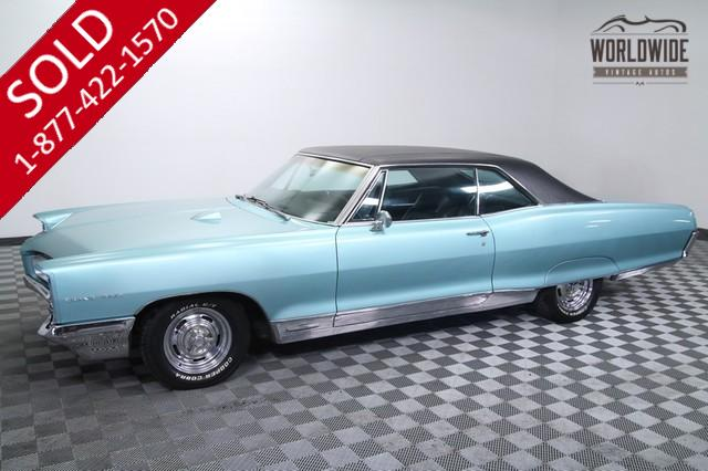 1966 Pontiac Grand Prix 389 V8 for Sale