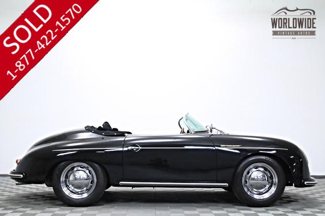 1957 Prosche 356 Speedster for Sale