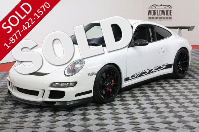 2007 PORSCHE 911 GT3 RS ORIGINAL PAINT! COLLECTOR OWNED