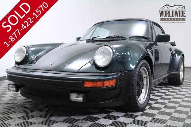 1978 Porsche 930 Turbo for Sale