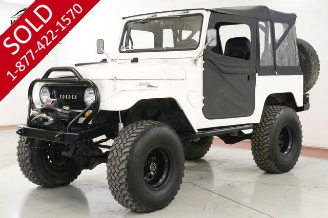 1969 TOYOTA  FJ40  RESTORED V8 AUTO PS PB CUSTOM