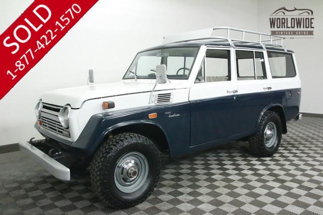 1968 Toyota Land Cruiser FJ55 for Sale