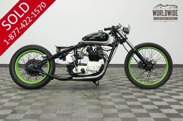 1969 Triumph Tiger 650RCC for Sale