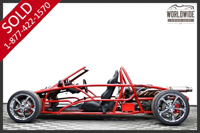 2015 Velocity Rails XO Custom Built Show Car for Sale