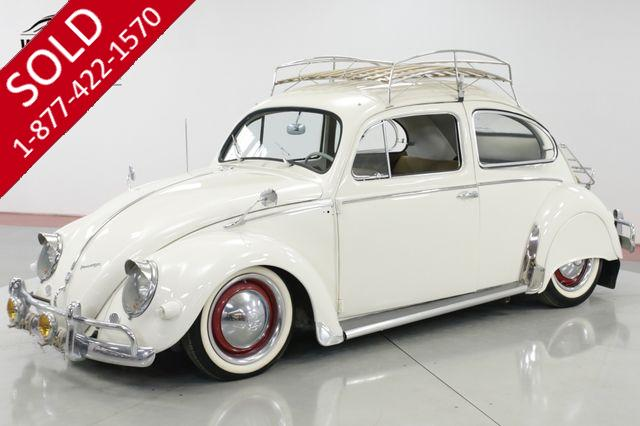 1956 VOLKSWAGEN  BEETLE EXTREMELY RARE OVAL WINDOW 1968CC MOTOR