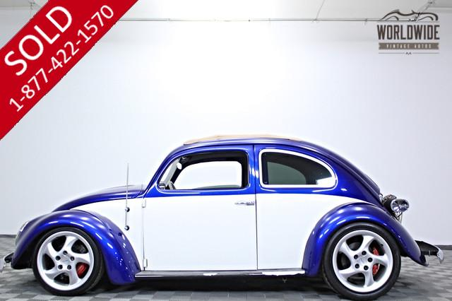 1956 VW Beetle for Sale