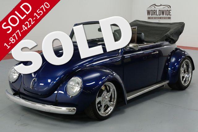 1971 VOLKSWAGON BEETLE BUG. EXTENSIVE RESTORATION. $35K+ INVESTED.