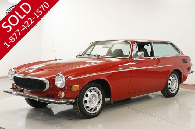1972 VOLVO 1800ES 1 OWNER RARE WAGON COLLECTOR LOW MILES PB