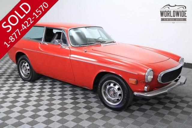 1972 Volvo ES1800 for Sale