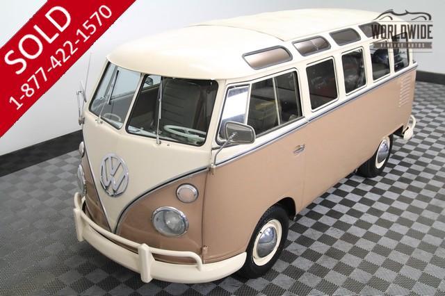 1963 VW 23 Van for Sale