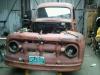 1951 Ford Panel Truck Frame off Restoration. Big block V8