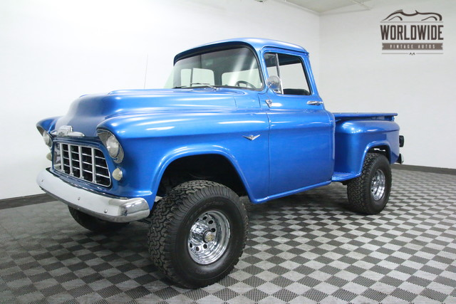 1959 Chevrolet Apache Napco For Sale