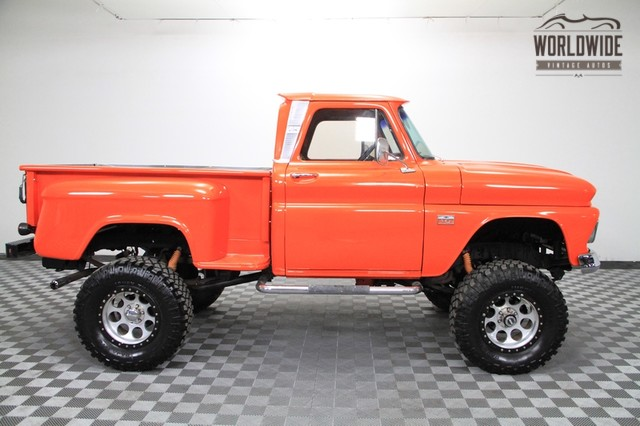 1966 chevy truck 4x4 for sale