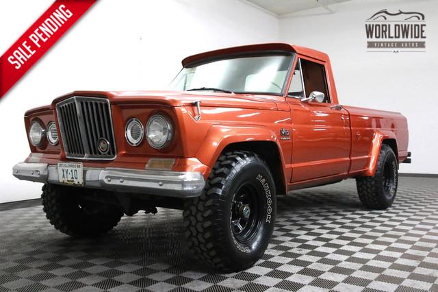 Cars For Under 10000 >> 1965 Jeep Gladiator J200 for Sale