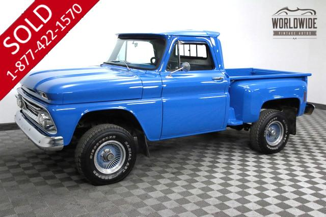 1965 Chevy K10 For Sale