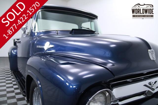 Gj Truck Sales >> 1956 Ford F100 Truck Hot Rod for Sale